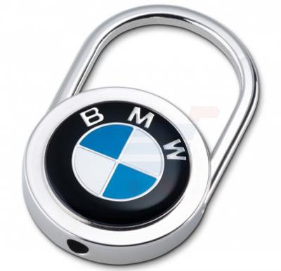 BMW Loop Key Ring