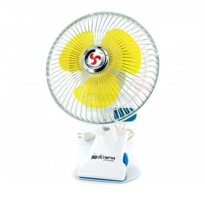 Olympia Clip Table And Wall Fan 6inch OE-66809A