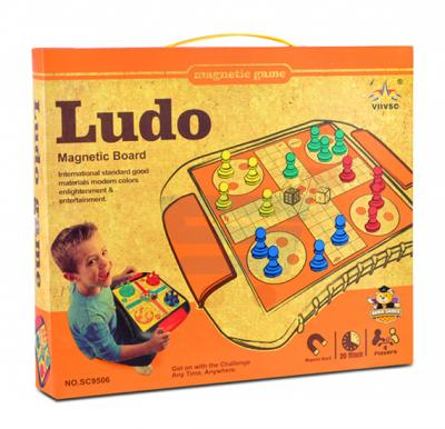 Brain Games Ludo Magnetic Board Game  BG-10059