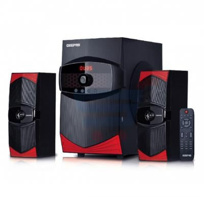 Geepas 2.1 Channel Multimedia Speaker-GMS8503