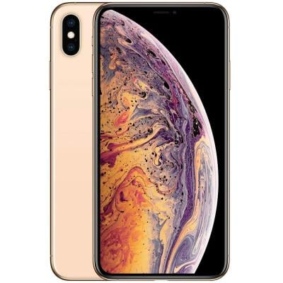 Apple iPhone Xs Max, 4GB RAM 256GB, 4G LTE, Gold, Activated