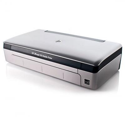HP Officejet 100 Alpha Mobile Printer