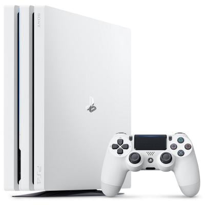 Sony PlayStation 4 Pro 1TB White Console