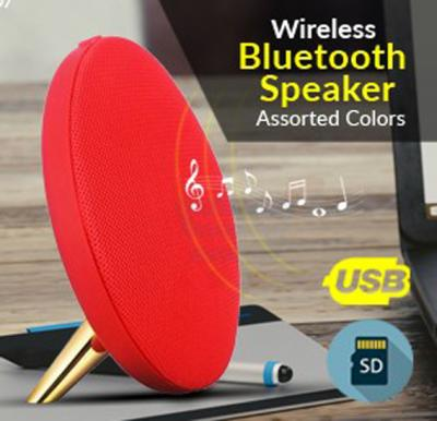 Wster WS-1625 Super Bass Multi-Color Wireless Bluetooth Speaker With  Micro SD & USB Support