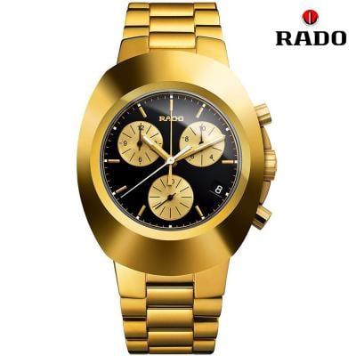 Rado Original Chronograph Black Dial Mens Watch R12949153