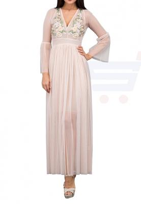 TFNC London Pyeper Formal Dress Pink - LNB 46070 -L