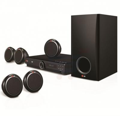 LG DVD Home Theater System 5.1ch  DH3140