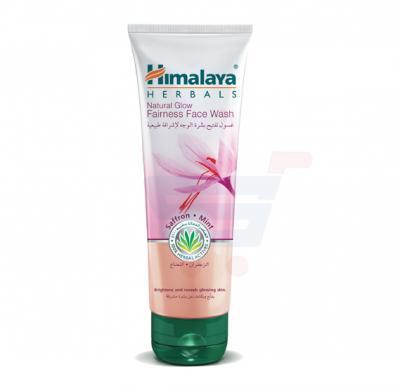 Himalaya Natural Glow Fairness Face Wash 100 ML - NHS0353