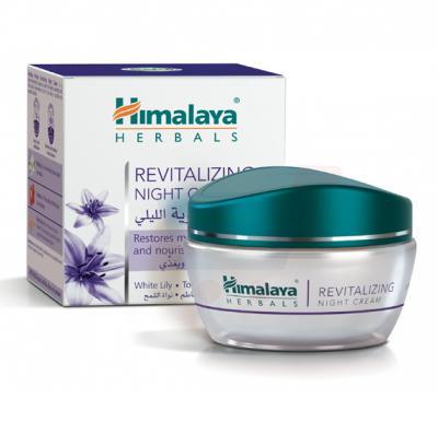 Himalaya Revitalizing Night Cream (Premium) 50 GM - NHS0160