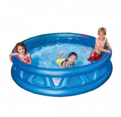 Intex 74 x 18Inch Inflated Soft Side Pool, 58431