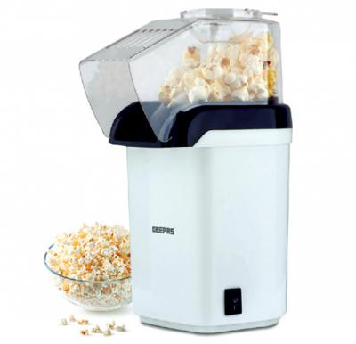 Geepas Popcorn Maker GPM840, Popcorn Made By Hot Air Circulation