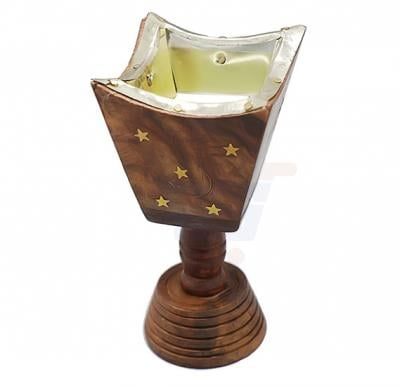 Manual  Wooden Burner For Bakhoor - OS-MWB-1319