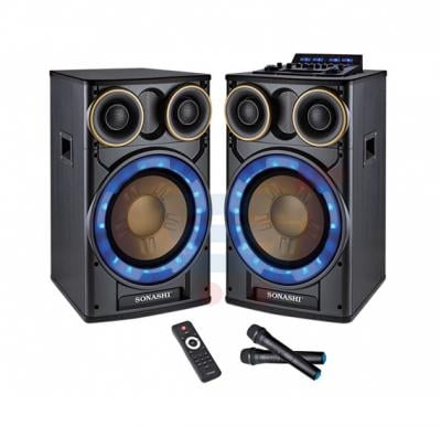 Sonashi 2.0 Channel Active Professional Speakers15000W SPS-7612