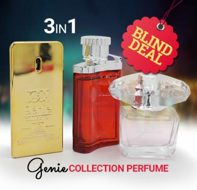 Genie collection blind deal 3 in 1 combo 1029,1016,1064 25ml