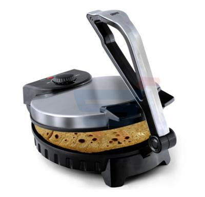 Geepas Chapathi Maker GCM6125, 10 Inch Cooking Surface