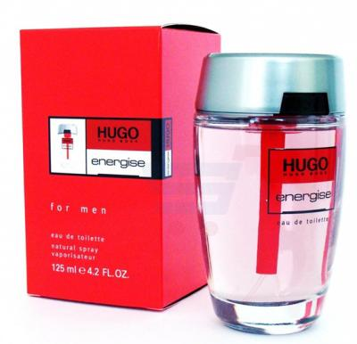 Hugo Boss Energise EDT 125ml For Men