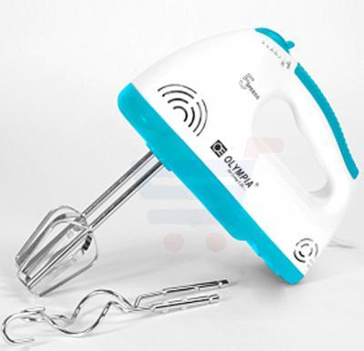 Olympia Hand Mixer 200 Watts, OE-230 Blue