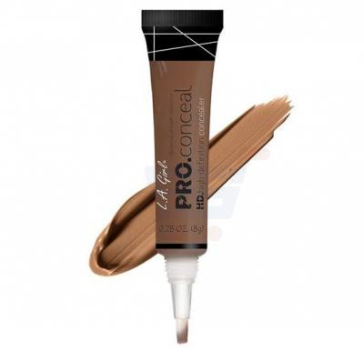 LA Girl Pro High Definition Concealer For Deep Skin Tones - GC985