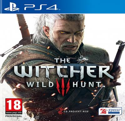 Warner Bros The Witcher 3 Wild Hunt For PS4