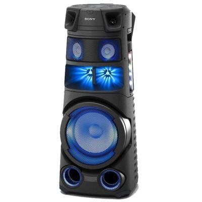 Sony MHC-V43D High Energy Sound System with Bluetooth Hi-Fi Home Audio System with Party Light