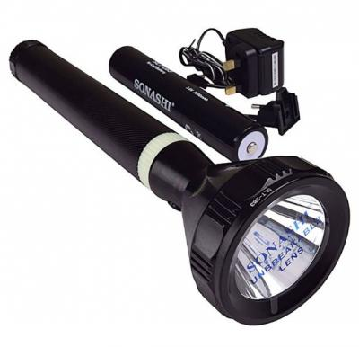 Sonashi SLT-283 Rechargeable Led Torch