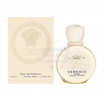 Versace Eros Pour Femme Perfumed Deodorant Spray EDP 50ml For Women