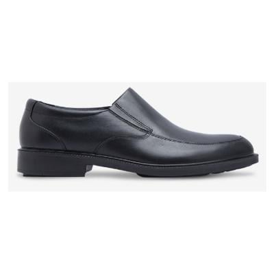 Hush Puppies Mens Formal Shoes Black Wp Leather, Size 7, HM01110-001
