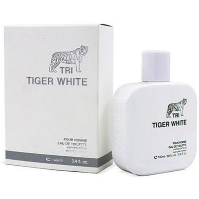 TRI Tiger White Perfume For Men EDT, 100ml