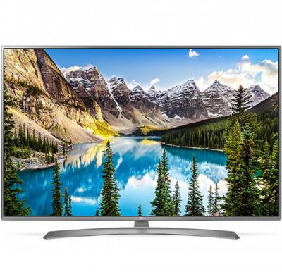 LG 43 Inch 4K Ultra HD Smart LED  TV 43UJ670V