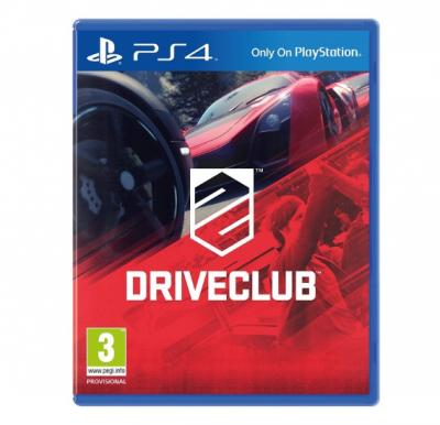 Sony Driveclub For PS4