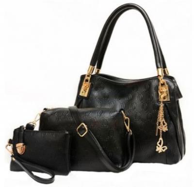 Messenger Bag Purse 3 Sets - 1256