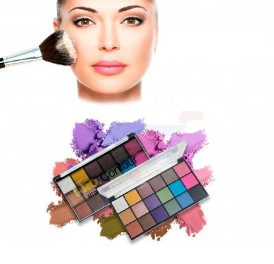 SFR Color Professional Contour New Makeup Palette Colors 02 - 6730