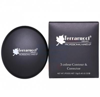 Ferrarucci 3 Color Contour and Corrector 13g, FY08
