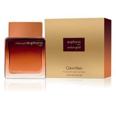 Calvin Klein Euphoria Amber Gold EDP 100ml, 3614224675530