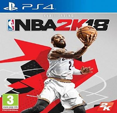 2K Games NBA2K18 For PS4