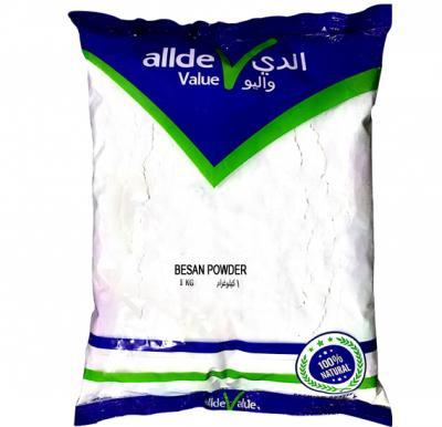 Allde valley Besan Powder 1kg