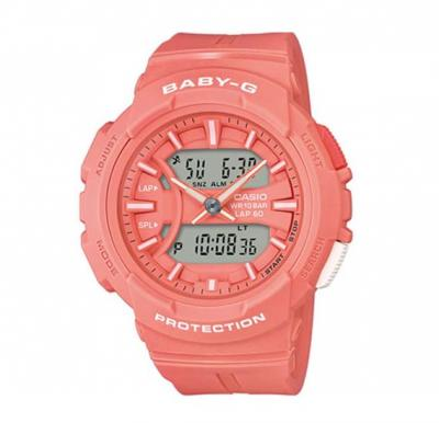 Casio G-shock Womens Baby-G Analog/Digital Watch BGA-240BC-4AER