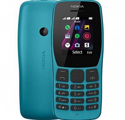 Nokia 110 Dual SIM Ocean Blue 2G