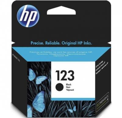 HP F6V17AE 123 Ink Cartridge Black