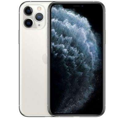 Apple iPhone 11 Pro With FaceTime Silver 64GB 4G LTE