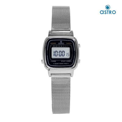 Astro Women Digital Black Dial Watch A21704-SBSB, Size 24