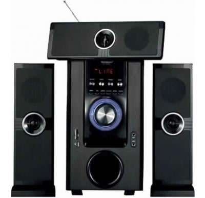 Olsenmark 3.1Ch Home Theatre With Usb,Sd,Fm,Mp3 - OMMS1148