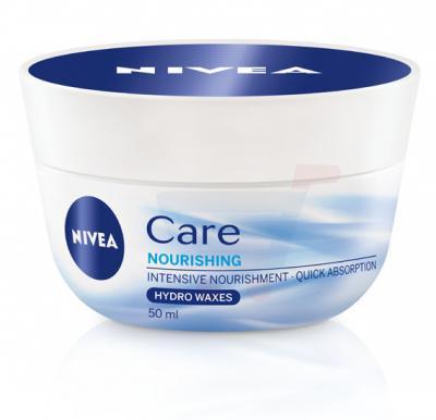 NIVEA Nourishing Care Creme 50 ML