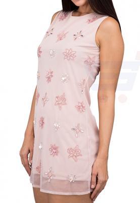 TFNC London Fernenda Formal Dress Blush - LNB 45070 - L