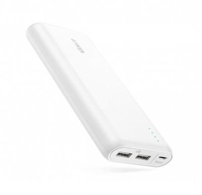 Anker A1271H22 Portable Power Bank 20100 mAh - White