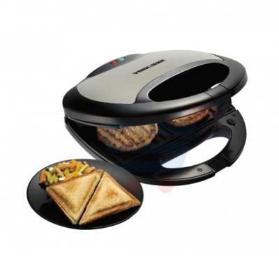 Black & Decker 2 - Multiple Plate Sandwich Maker - Lifestyle TS2080-B5