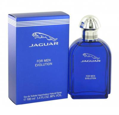 Jaguar Evolution Edt 100ml Spy  Perfume For Men