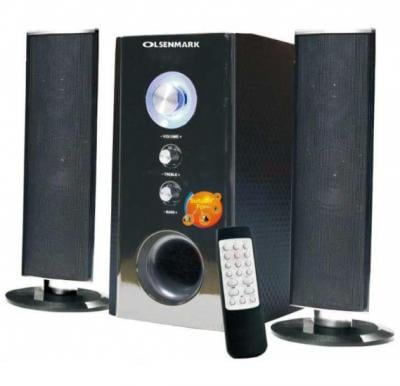Olsenmark 2.1Ch Home Theatre With Usb,Sd,Fm,Mp3 - OMMS1117