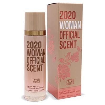 TRI 2020 Women Official Scent 100 ml