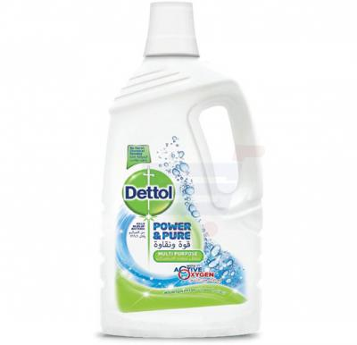 Dettol Power and Pure Fresh Multi-Purpose Mountain Cleaner 750ml